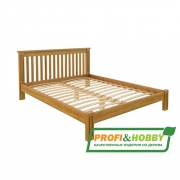 Кровать RINO 2000 х 2000 Profi&Hobby