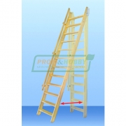 Лестницы деревянные М-013у