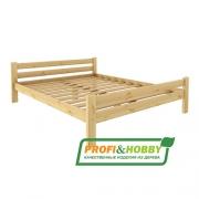 Кровать Классика 1400 х 2000 Profi&Hobby