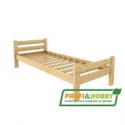 Кровать Классика 700 х 2000 Profi&Hobby