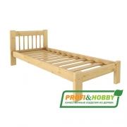 Кровать Дачная 900 х 2000 Profi&Hobby