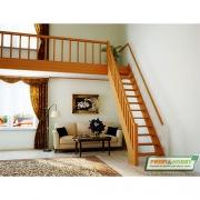 Лестница деревянная ЛС-10у